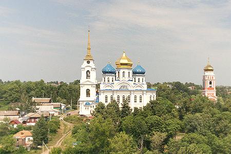 Спасо-Преображенский собор г. Болхова