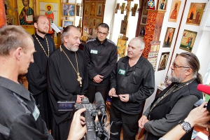 Священник назначен помощником начальника по работе с верующими областного УФСИН