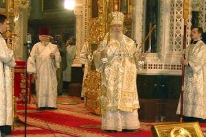 Пасхальное послание Святейшего Патриарха Московского и всея Руси Алексия II