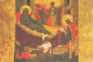 «Земной ангел и небесный человек». 7 июля — Рождество Иоанна Предтечи