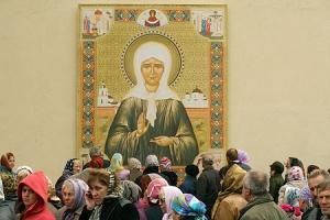 Блаженная Матрона Московская — великая русская святая ХХ века. Справка