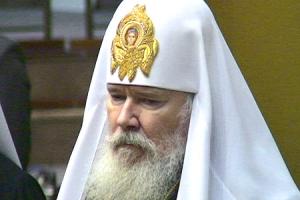 В храме Христа Спасителя совершается отпевание Святейшего Патриарха Алексия II