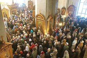 В преддверии Поместного Собора в храмах Русской Церкви будут молиться о даровании ей нового Предстоятеля
