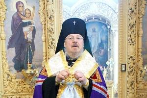 Слово Высокопреосвященнейшего архиепископа Пантелеимона в день прибытия на Орловскую кафедру