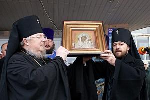 Казанская икона Божией Матери вернулась во Мценск