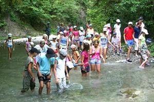 Школьники Мценского благочиния приняли участие в выездном лагере