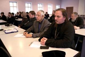 Завершили свою работу первые курсы епархиальных пресс-служб