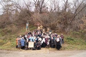 В Болхове впервые за 90 лет прошел крестный ход в честь Казанской иконы Божией Матери