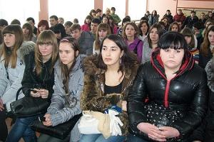 В Кромском благочинии прошла встреча с молодежью на антинаркотическую тематику