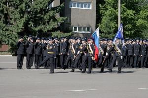 Архиепископ Антоний напутствовал выпускников Академии ФСО России