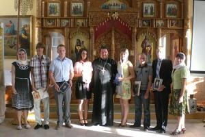 В воскресной школе ливенского Свято-Сергиевского кафедрального собора состоялся выпускной акт