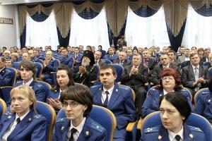 Владыка Антоний поздравил работников прокуратуры Орловской области с профессиональным праздником