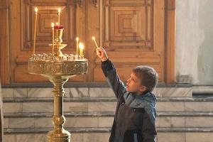 Молитва о прекращении междоусобныя брани на Божественной литургии по сугубой ектении чтомая