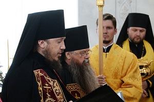 Слово архимандрита Нектария (Селезнева) при наречении во епископа Ливенского и Малоархангельского