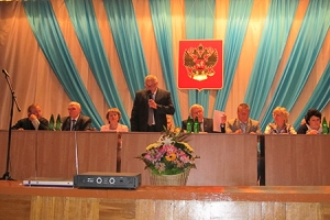 Благочинный Троснянско-Кромского округа напутствовал педагогов района перед началом учебного года