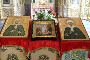 Орловцы смогут поклониться иконам святых блаженных Матроны Московской с частицами мощей