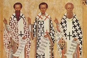 Орловцы смогут поклониться частицам мощей святителей Василия Великого, Григория Богослова и Иоанна Златоуста