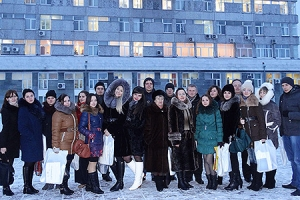 Студенты орловских вузов посетили XXIII Международные Рождественские образовательные чтения