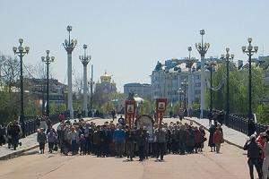 В Орле завершился XIII Международный православный фестиваль «Святой Георгий»