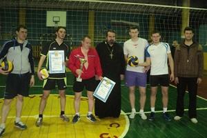 Состоялся волейбольный турнир на Кубок Знаменско-Хотынецкого благочиния