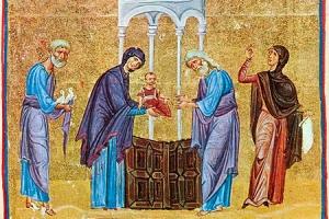 Православная Церковь отмечает Сретение Господне
