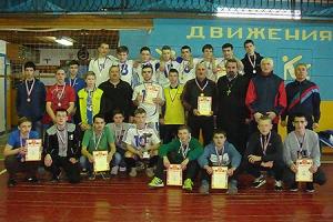 В Знаменско-Хотынецком благочинии прошел юношеский турнир по мини-футболу