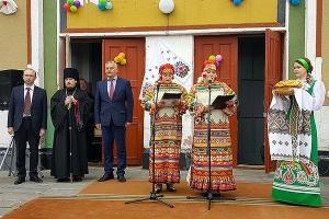 Новосиль стал центром празднования Дня славянской письменности и культуры в Орло