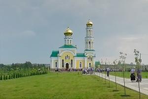 Митрополит Антоний освятит храм святого благоверного князя Алексанра Невского в