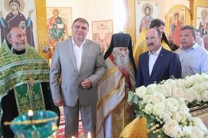 Схиархимандрит Илий (Ноздрин) удостоен звания «Почетный гражданин Орловской обла