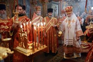 Заявление Святейшего Патриарха Кирилла в связи с новым обострением гражданского противостояния на Украине