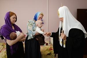 В храмах епархии пройдет сбор средств для нуждающихся беременных женщин и женщин