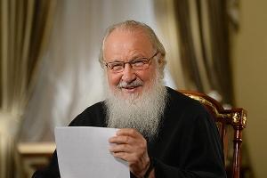 Акция #многаялета, приуроченная к юбилею Патриарха Кирилла, стартовала в интерне