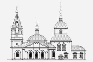 В Болхове возродят Благовещенский храм