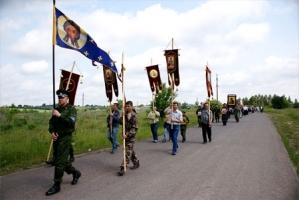 Крестный ход в Болхове