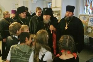 В Орле прошёл 2-й фестиваль православных воскресных школ