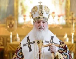 Патриарх Кирилл: Церковь не стремится комментировать политические события