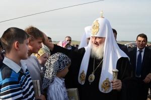 Патриарх Кирилл надеется, что свобода в России будет поддержана большей социальной справедливостью