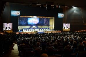 Архиепископ Орловский и Ливенский Антоний принял участие в торжественном открытии XXII Международных Рождественских чтений