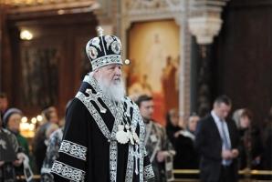 Патриарх Кирилл накануне выборов напоминает об опасности лжи и греха при достижении цели
