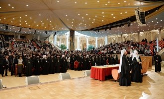 Делегат  Орловской митрополии принял участие в работе V Всецерковного съезда епархиальных миссионеров