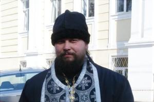 иерей Сергий Гаврюшин