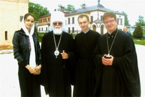 Орловская делегация приняла участие в Форуме православных молодежных организаций ЦФО.