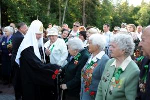 Подвиг партизан разрушает мифы о Великой Отечественной войне, считает Патриарх Кирилл