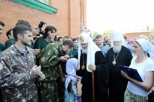 Духовное состояние человека зависит от его готовности помогать ближнему, убежден Патриарх Кирилл
