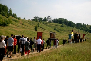 В городе Болхове 21 июля в день празднования Казанской иконы Божией Матери  пройдёт Крестный ход