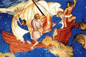 Память пророка Ионы
