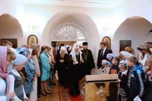 Доброта в сердце — это величайшее сокровище — Патриарх Кирилл