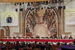 Делегация Орловской епархии приняла участие в Первом большом съезде казачьих духовников