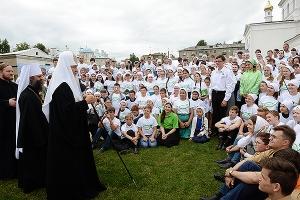 Обращение Святейшего Патриарха Кирилла по случаю празднования Дня православной м