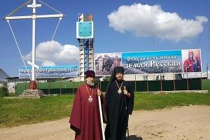 Новосильский Свято-Духов монастырь отметил престольный праздник